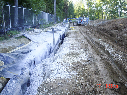 services-bio-polymer-trenches-composite-collection-systems-HDPE-raleigh1-nc