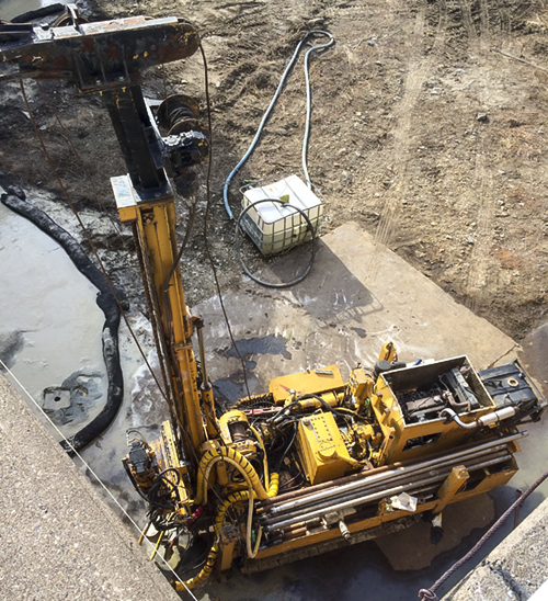 services grouting dam grouting spring grove1-pa
