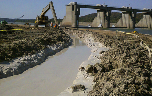 services slurry cement bentonite meldahl levees and dams foster2-ky