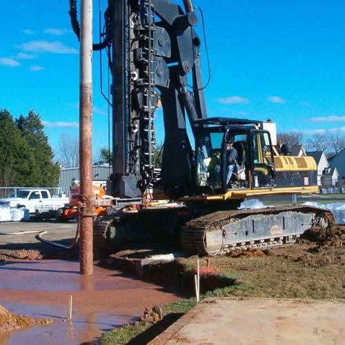 soil mixing in-situ chemical reduction warrenton