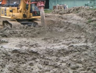 Backhoe-Operated-Soil-Stabilizer-BOSS-Performing-Ground-