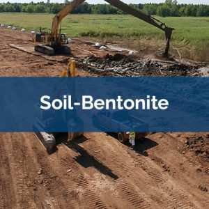 slurry walls soil-bentonite