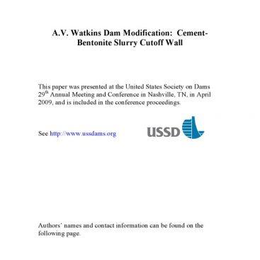 thumbnail of 8_Watkins_Dam_Modification_Cement_Bentonite