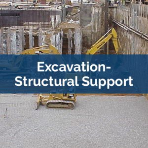 soil mixing excavation-structural-support