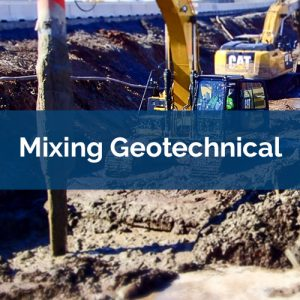 soil mixing geotechnical