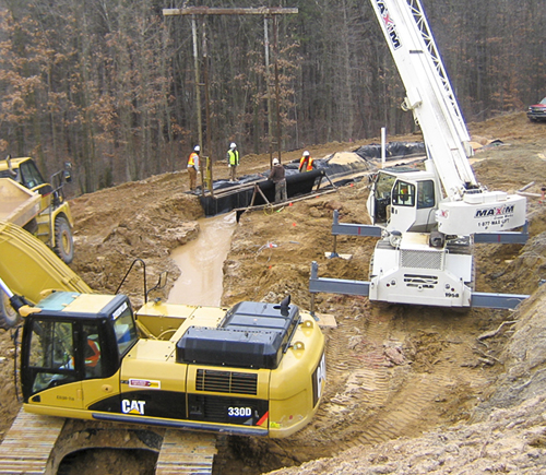services-bio-polymer-trenches-composite-collection-systems-HDPE-elkton1-md