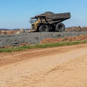 industries mining coushatta la