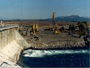 Jackson Lake Dam – First US DSM Application