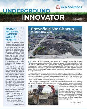 Geo-Solutions' 2020 Spring 2020 Newsletter