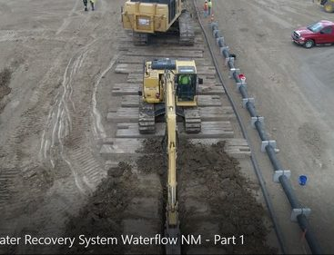 Groundwater Recovery System Part 1
