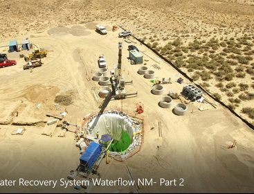 Groundwater Recovery System Part 2