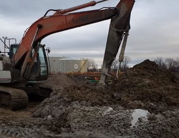 New York Site Remediation Project